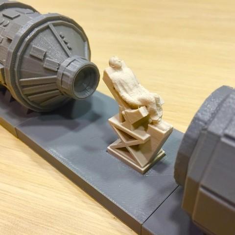Download free 3D print files 12 Monkeys - Time Machine, SYFY