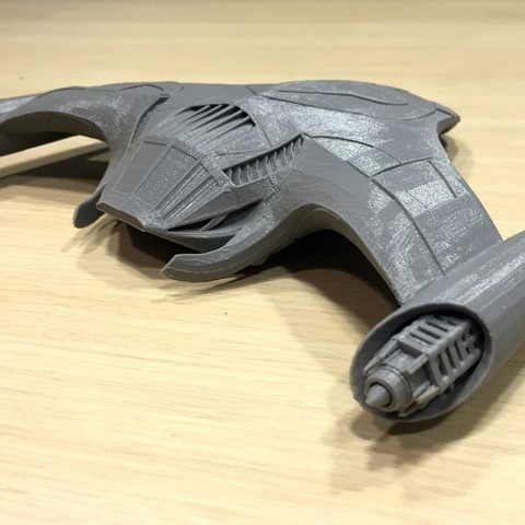 Download free 3D printing designs Killjoys - Lucy, SYFY