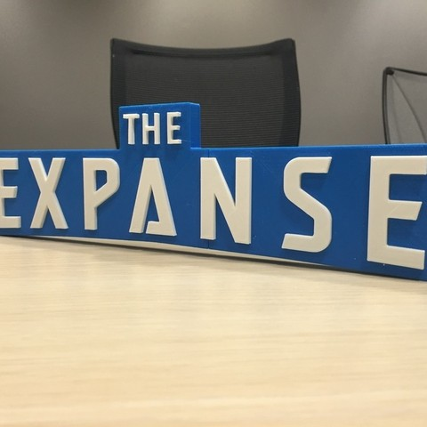 IMG_3131_display_large.JPG Download free OBJ file The Expanse – Main Title Logo • 3D printable object, SYFY