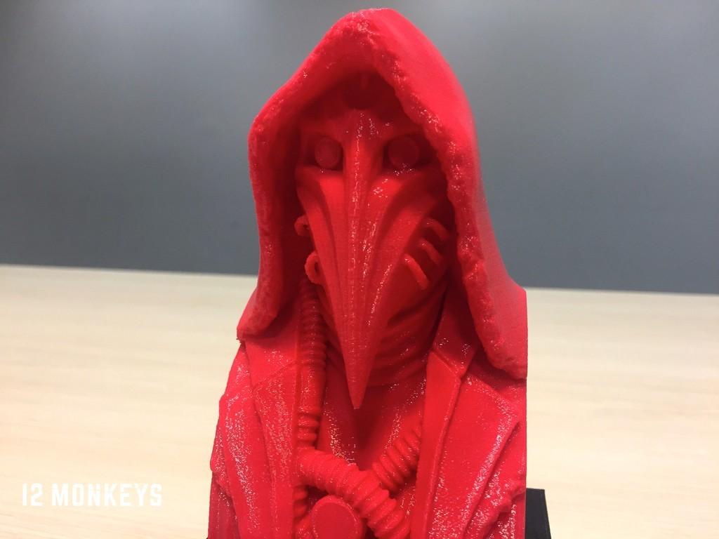 fa72ff19308ba03512aa1a586b879b61_display_large.jpg Download free STL file 12 Monkeys - The Witness • 3D printing template, SYFY