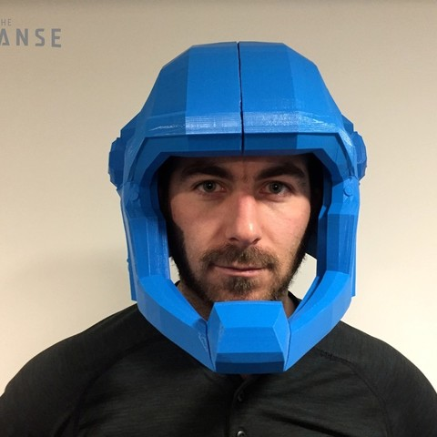 333975aea9b6a640bb925efb54cb54a8_display_large.jpg Download free STL file The Expanse - Martian Space Helmet • 3D printable template, SYFY