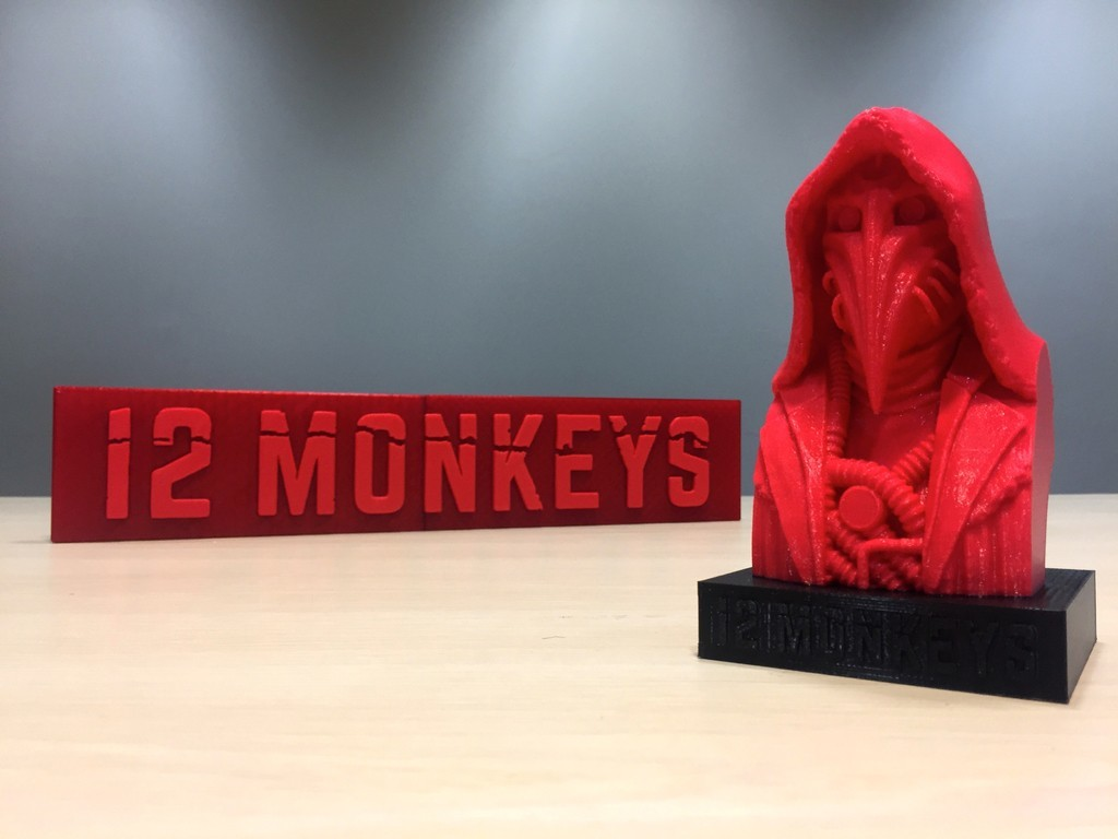 60d218d7a7b128d50c1703ab38702580_display_large.jpg Download free STL file 12 Monkeys - The Witness • 3D printing template, SYFY