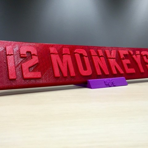 a95ad4aff62708d95f07f3e060941bc3_display_large.jpg Download free STL file 12 Monkeys - Main Title Logo • 3D print template, SYFY