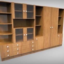 Download 3D printer files Cupboard, hejkoni