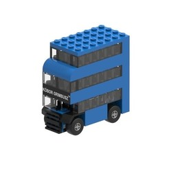 Descargar archivo 3D MINI Knight Bus (4695-1), hejkoni