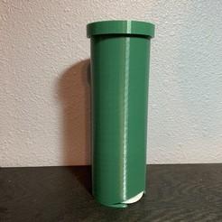 Télécharger objet 3D gratuit Distributeur de coton rond, gmlipp