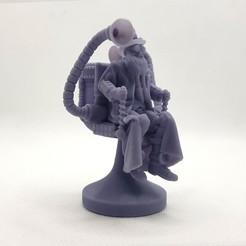 Steampunk_Santa_Claus_06b.jpg Télécharger fichier STL Steampunk Santa Claus. • Design pour imprimante 3D, Alphonse_Marcel