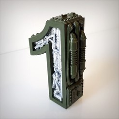 Descargar diseños 3D Steampunk número 1, Alphonse_Marcel