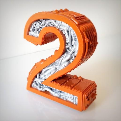 Télécharger modèle 3D Steampunk number 2, Alphonse_Marcel