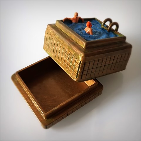 STL Steampunk swimming box., Alphonse_Marcel