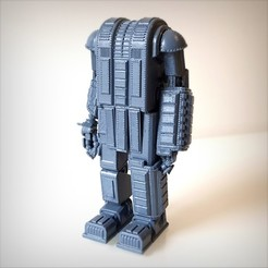 Télécharger fichier STL Steampunk Robot 02, Alphonse_Marcel