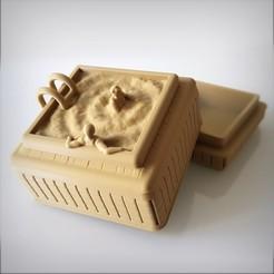 Diseños 3D La caja de baño Steampunk., Alphonse_Marcel