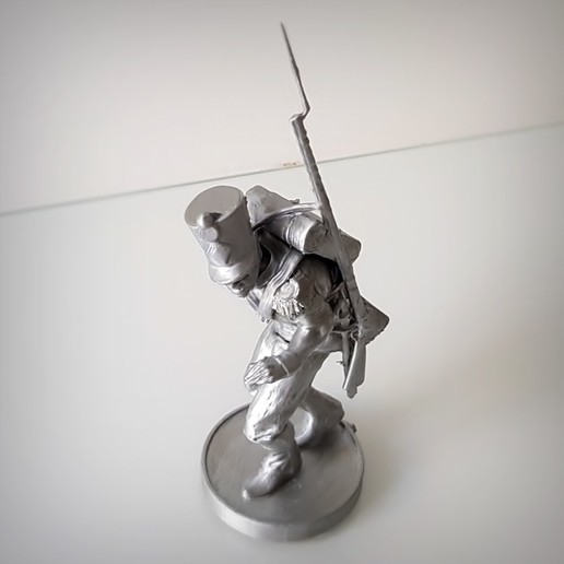 Télécharger modèle 3D Pack of 4 Napoleonic soldiers., Alphonse_Marcel