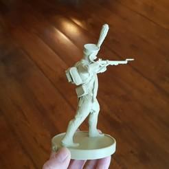 Fichier imprimante 3D Russian Infantery 1812, Alphonse_Marcel