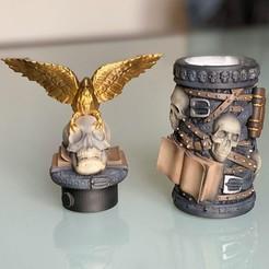 Télécharger fichier impression 3D Gothic box, Alphonse_Marcel