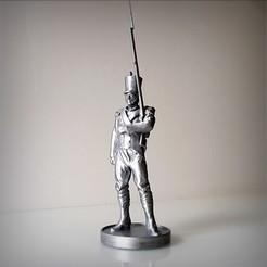 Télécharger plan imprimante 3D Napoleon Infantery, Alphonse_Marcel