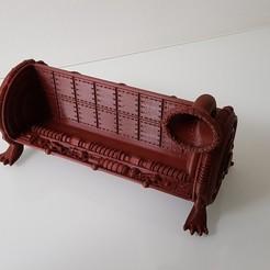 Modelos 3D Steampunk soporte móvil., Alphonse_Marcel