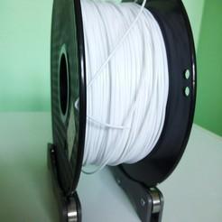 Descargar modelo 3D gratis soporte de bobina de filamento, ericrin59