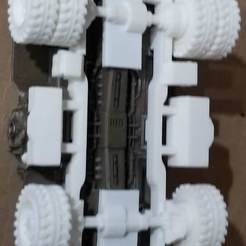 20200721_023533.jpg Download STL file 6 WHEELER TAUROX MOD • 3D printer model, JtStrait72