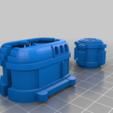 e3f11dbb6efd5b964c103fce030acab3.png Download free STL file Big Plasma Cannon Turret • 3D printing design, JtStrait72