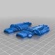 2d94731b5427e19246265dfe2e4161ef.png Download free STL file Big Plasma Cannon Turret • 3D printing design, JtStrait72