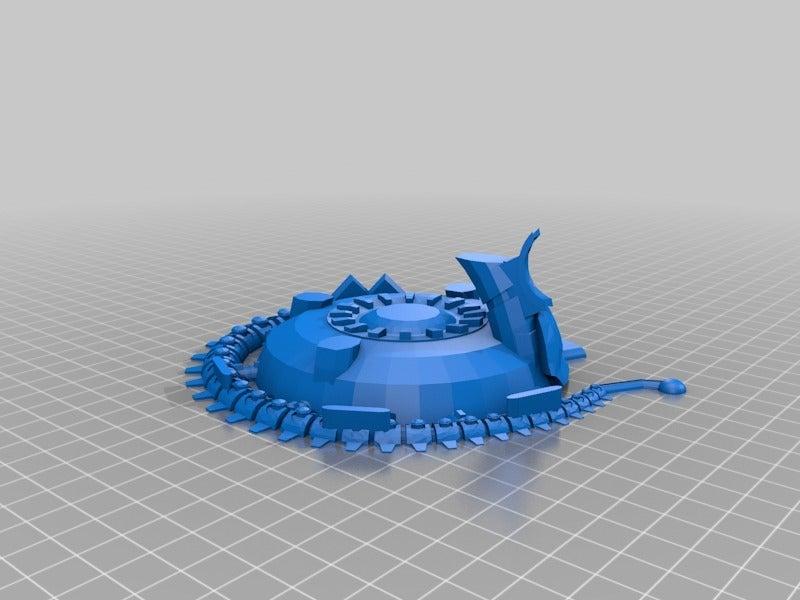 d1c6f92fb0a8974dceb7d64b3d65d99a.png Download free STL file Serap-ta-tek BMF walker for Iron Undead • 3D printer model, JtStrait72