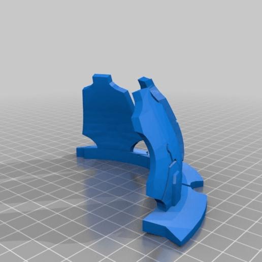 89053d7a9afab0c3a181d2505518c520.png Download free STL file Serap-ta-tek BMF walker for Iron Undead • 3D printer model, JtStrait72