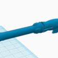 Descargar Modelos 3D para imprimir gratis Eldar oscuro Lanza oscura, JtStrait72