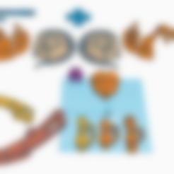 rt_torso.stl Download free STL file Serap-ta-tek BMF walker for Iron Undead • 3D printer model, JtStrait72