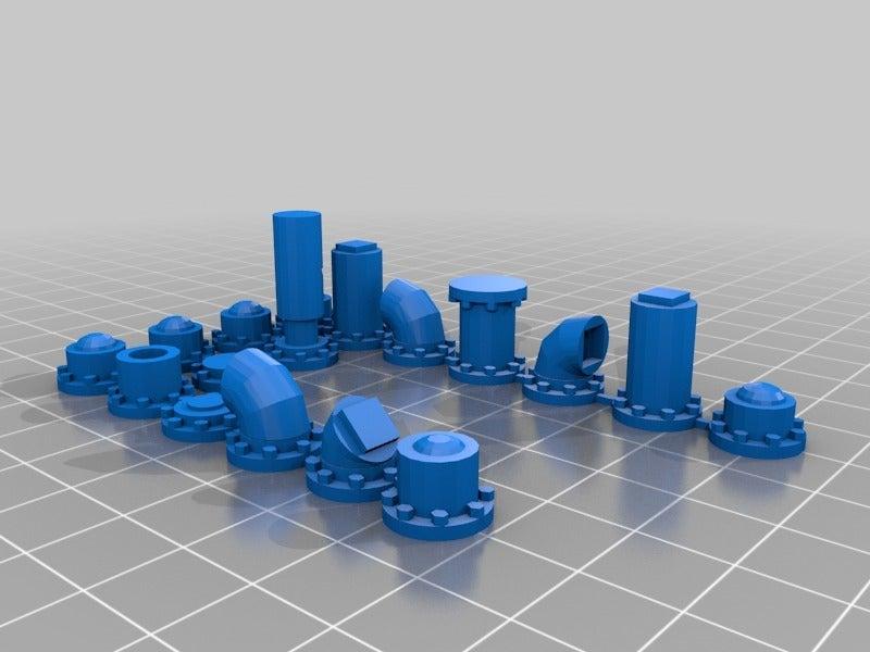 241871d01ade802786ab59b13d43948c.png Download free STL file Big Plasma Cannon Turret • 3D printing design, JtStrait72
