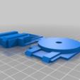 327c80c32e96993e5bd6826e86d8cbda.png Download free STL file Big Plasma Cannon Turret • 3D printing design, JtStrait72