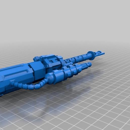 c9a0a1dc70efb7646ca9403176d1c8db.png Download free STL file Serap-ta-tek BMF walker for Iron Undead • 3D printer model, JtStrait72