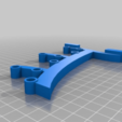 Download free 3D printing designs 3 tier paint rack for GW pots, JtStrait72