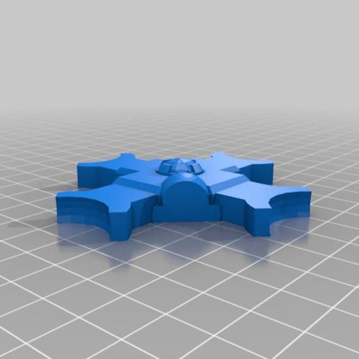 2da7b32ed718ffd97f1fa6b828b8eae8.png Download free STL file Serap-ta-tek BMF walker for Iron Undead • 3D printer model, JtStrait72