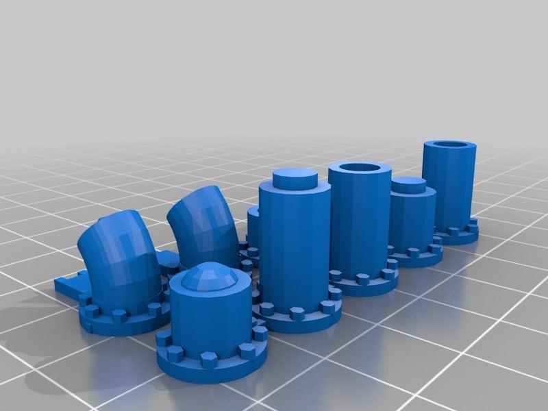 2a8d8706f79431b9d652d2586d59609c.png Download free STL file Big Plasma Cannon Turret • 3D printing design, JtStrait72