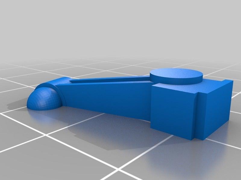 8647a60de20604a8b810951297ccfd03.png Download free STL file Automated Weapon Platform Mod kit (Tarantula) • Model to 3D print, JtStrait72