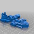 3a7ef04ce2e6a10aa1c7e7f28dfed52e.png Download free STL file Big Plasma Cannon Turret • 3D printing design, JtStrait72