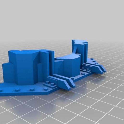 3718a2f9a444e5be02baeb6e193429e8.png Download free STL file Big Plasma Cannon Turret • 3D printing design, JtStrait72