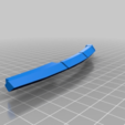 Download free 3D printer designs Serap-ta-tek BMF walker for Iron Undead, JtStrait72
