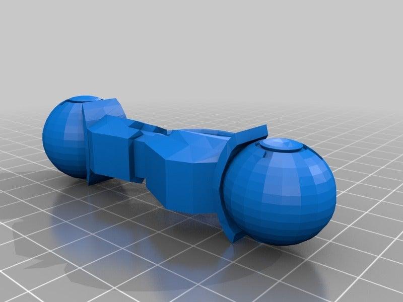 f7deeb115f795d57f74a2af65e6f1b0a.png Download free STL file Serap-ta-tek BMF walker for Iron Undead • 3D printer model, JtStrait72