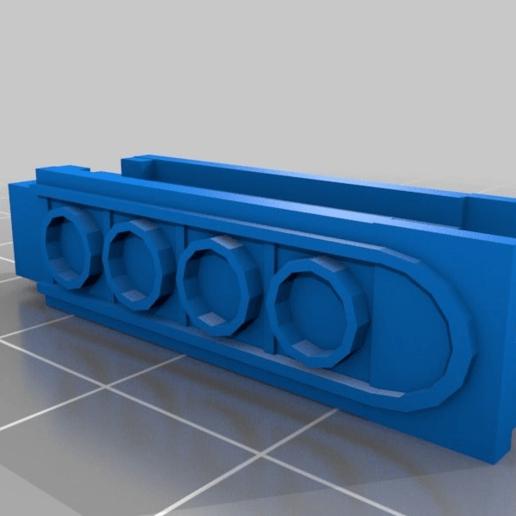 d8a00b493d26b0416d92b8dec147d435.png Download free STL file Big Plasma Cannon Turret • 3D printing design, JtStrait72