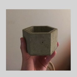 Download 3D model CEMENT POT MOULD - POT MOLD, Nicolaspelayo1