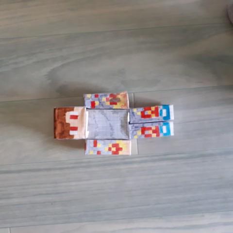 Descargar modelos 3D personaje de artesanía de Aozx, Aozxx