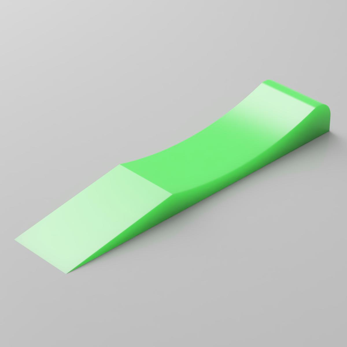 render.png Télécharger fichier STL Modèle 3D de cale, vérin et rampe de levage • Modèle à imprimer en 3D, simonprints