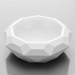 Descargar archivos STL Suculento Bonsái Bajo Pote de Poliuretano, simonprints