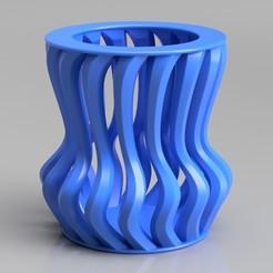 Descargar modelos 3D Jarrón / Porta lápices, simonprints