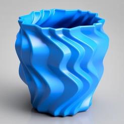 Descargar archivos 3D Jarrón, simonprints