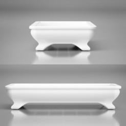 combined-2.jpg Download STL file Bonsai Pot Japanese Style 3D Model • 3D printable model, simonprints