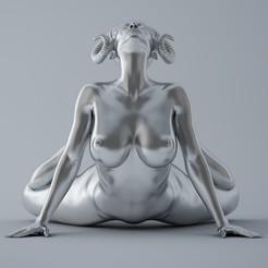 Download 3D print files Devil Girl, XXY2018