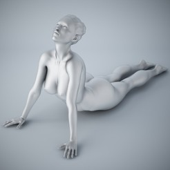 3D printer models YOGA POSE, XXY2018